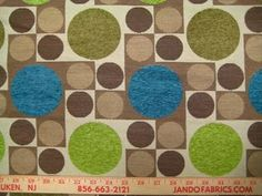 Tommy Upholstery: Apple   Retro Upholstery Fabric   Upholstery Fabric   J Fabric Store