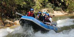WHITE WATER RAFTING KAMPAR TOUR in GOPENG PERAK Malaysia | RIVERBUG - Discover…