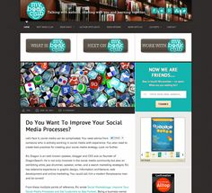 My Book Club / Website design by re:DESIGN