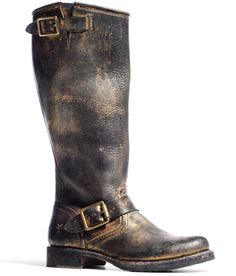 Frye For Coach Metallic Veronica Boot, $468, Coach