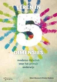 Robert Marzano. Leren in 5 dimensies. Moderne didactiek voor het primair onderwijs. Plaats: 419.3 MARZ.