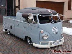 VW Kombi pickup