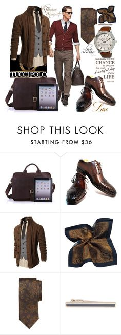 """""""Tucci Polo 39"""" by ane-twist ❤ liked on Polyvore featuring Brooks Brothers and BOSS Black"""