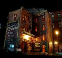 McSorley's Old Ale House..