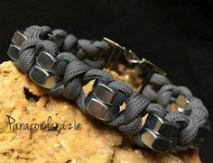 mens hex nut necklace - Google Search