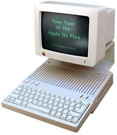 APPLE IIC PLUS (1988)