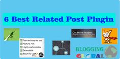 6 Best Related Post Plugin for Wordpress 2016.
