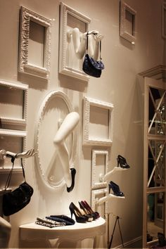 shoes and purses, pinned by Ton van der Veer