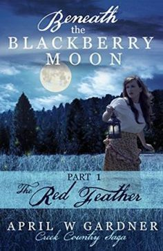 Check out my review for Beneath the Blackberry Moon: The Red Feather by April W. Gardner at It's Storytime with Van Daniker!
