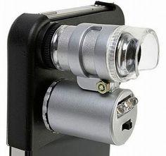 convierte tu iphone en un microscopio