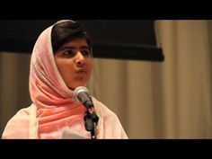 malala yousafzai leadership courage and determination 12 powerful and inspiring quotes from malala yousafzai the 18-year-old nobel peace prize winner who's changing the world.
