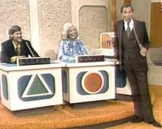 The Match Game.  With Gene Rayburn