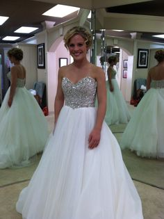 "Maggie Sottero ""Esme"" dress"
