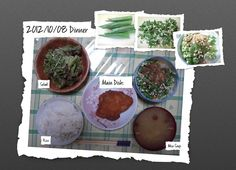 For Dinner on 08/Oct/2012
