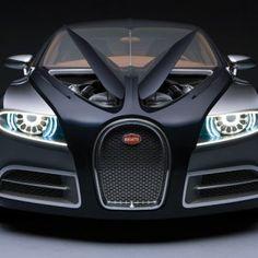 It's Big, It's Bad Ass And It's Still Not Yet Ready. The $1.42 Million Bugatti 16 C Galibier.