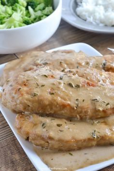 Creamy Balsamic and Herb Chicken | Mother Thyme