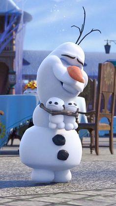Disney Frozen Olaf, Princesa Disney Frozen, Frozen Frozen, Frozen Funny, Funny Disney Characters, Disney Sidekicks, Disney Cartoons, Funny Cartoons, Funny Comics
