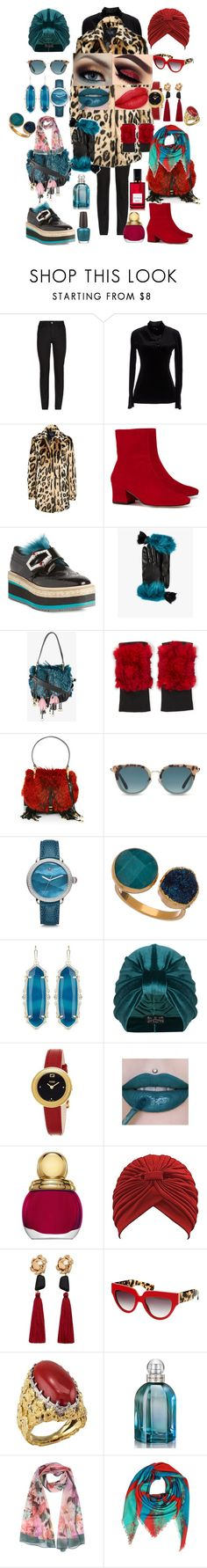 """#48"" by fashionablysharon ❤ liked on Polyvore featuring Armani Jeans, Emporio Armani, Dorateymur, Prada, Annabelle, TOMS, Michele, Janna Conner Designs, Kendra Scott and The Future Heirlooms Boutique"