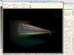 3DS Max Light - Advanced Effects (Projector Map, Volume Light) - YouTube