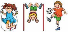 Gym en beweging voor kleuters