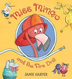 Children will love the story for its charm and rollicking fun, and the salient points will make a lasting impression. A top choice for Fire Prevention Week. School Library Journal Stop! Drop! Roll! Le
