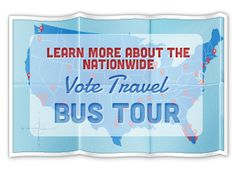 """U.S. Travel Association's """"Vote Travel"""" bus is making its way across the country, to rally the support of tradeshows and events to lead the charge on Washington. """"We are very excited about the campaign and the bus tour making its way across the country,"""" Blain Rethmeier, senior vice president, public affairs, for U.S. Travel, told a press conference Wednesday. """"We're going to Mall of America this afternoon, generating great excitement."""""""