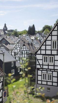 Alter Flecken Freudenberg in Siegen-Wittgenstein., © Tourismus NRW e.V.