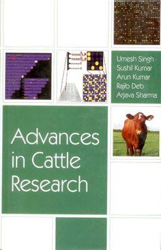 #AdvancesinCattleResearch by Umesh Singh Sushil Kumar Arun Kumar