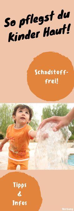 Was du für die Kinder Haut machen kannst. Pflege die sensible Haut deines Babys! #baby #werbung #anzeige #kinder