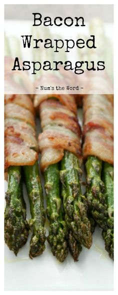 We love this Grilled Bacon Wrapped Asparagus! Perfect for grilling out with friends or when company is coming to dinner! You can grill or bake this asparagus, both taste great! An easy flavorful side dish even non asparagus lovers will like! Bacon On The Grill, I Grill, Grilled Bacon Wrapped Asparagus, Flavored Olive Oil, Creamy Sauce, Food Items, Grilling Recipes, Side Dishes, Sunshine