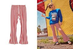 #Yporqué Legging! #Stripes #Kids #Fashion #Girls Kids Fashion, Pajama Pants, Pajamas, Leggings, Girls, Design, Style, Fashion Styles, Sleep Pants