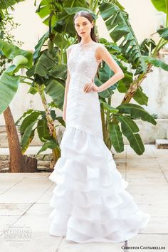 Awesome Wedding Dresses Christos Costarellos 2015 Wedding Dresses Check more at http://24store.tk/fashion/wedding-dresses-christos-costarellos-2015-wedding-dresses/
