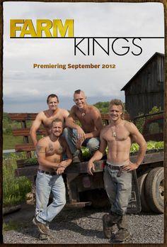 Farm Kings, GAC's smokin' hot new series coming in September.