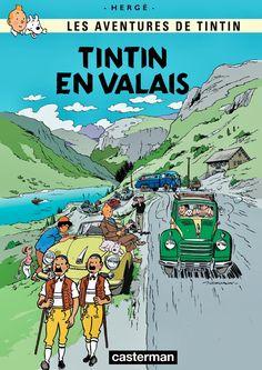 Album Tintin, Lucky Luke, Ligne Claire, Futuristic Cars, Book Cover Art, Comic Art, Animation, Adventure, Drawings