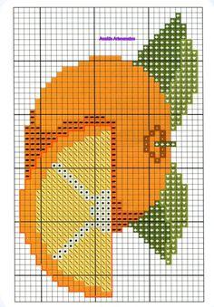Anaide Ponto Cruz: Terceira parte de gráficos de semaninhas de ponto cruz!!!!