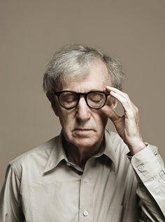 Woody Allen by Nicolas Guérin