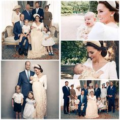 christening official photographs taken by Matt Porteous Princess Diana Family, Princess Meghan, Prince And Princess, Princess Charlotte, Kate Middleton Prince William, Prince William And Catherine, Royal Family Pictures, Grace Kelly Style, Kate And Meghan