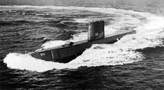 Picture of the USS Nautilus (SSN-571)
