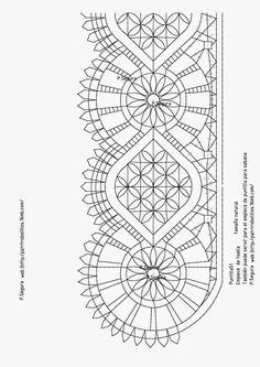 PICADOS ESTECHAS  Meteré unas serie de puntillas estrechas ya que en el mercado existen  poca variedad espero que sean de vuestro agrado ... Bobbin Lacemaking, Bobbin Lace Patterns, Crochet Borders, All Craft, Lace Making, Knit Or Crochet, Diy Projects To Try, Couture, Quilt Blocks
