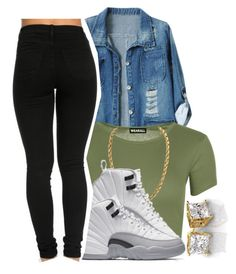 """"" by eazybreezy305 ❤ liked on Polyvore featuring Chicnova Fashion, WearAll, DOPE and 2016"