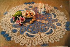 L'angelo dell'uncinetto: Crochet Bruges Брюгге