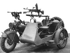 The M6 Gun Motor Carriage was the first American tank destroyer of WWII – a 37mm antitank gun (basically identical to the M3 gun) mounted on the back of a Dodge 3/4 ton weapons carrier. Description from forgottenweapons.com. I searched for this on bing.com/images