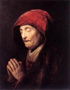 Rembrandt, dit doek in het echt.... Zo mooi, zo werkelijk. Als een foto, bedenk: met kwast gemaakt!