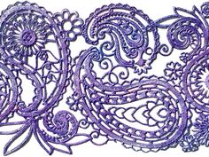 Ready made lace sample using Bastille- lace design is 'Paisley' from the Crystal Candy mould range. Crystal Candy, Edible Diamonds, Gum Paste Flowers, Candy Molds, Dry Brushing, Bastille, Sugar Flowers, Lace Design, Food Coloring