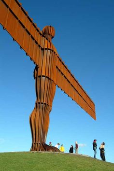Angel of the North, England