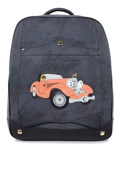 LAPALETTE Coupe 1922 Backpack Coupe 1922背囊