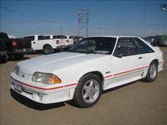 1991 Ford Mustang Sales dropped again in 1991 as prices for the base Mustage rose past $10,000.