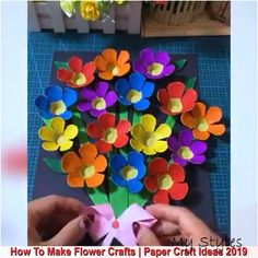 Mothers Day Crafts For Kids Toddlers Diy Crafts Hacks, Diy Crafts For Gifts, Craft Stick Crafts, Creative Crafts, Preschool Crafts, Fun Crafts, Spring Crafts For Kids, Mothers Day Crafts For Kids, Paper Crafts For Kids