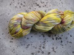 Sock Yarn  Superwash BFL and Nylon  Samburu by GraceandFiber, $19.75