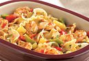 Sweet & Sour Shrimp with Noodles - The Pampered Chef® - No time for dinner? You only need 30 minutes to whip up this Deep Covered Baker classic: Pampered Chef Recipes, Baker Recipes, Cooking Recipes, Microwave Recipes, Food Dishes, Main Dishes, Side Dishes, Chef Dishes, Entree Dishes
